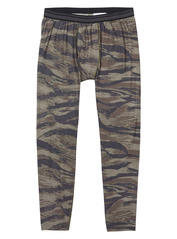 View the Burton Midweight Pant - Olive Green Worn Tiger from the Base Layers clothing range online today from Boarderline