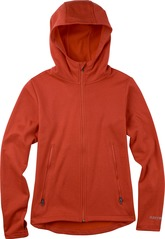View the Burton Minette Fleece - Fiery Red from the Fleece/Layering clothing range online today from Boarderline