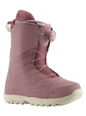View the Burton Mint Boa Snowboard Boot 2018/19 - Dusty Rose from the Womens Snowboard Boots clothing range online today from Boarderline