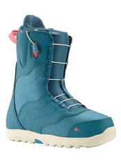 View the Burton Mint Snowboard Boot 2020 - Storm Blue from the Womens Snowboard Boots clothing range online today from Boarderline