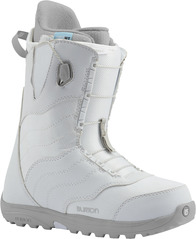 View the Burton Mint Snowboard Boots 2017 - White from the Womens Snowboard Boots clothing range online today from Boarderline