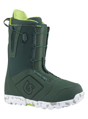 View the Burton Moto Snowboard Boot 2018 - Green from the Mens Snowboard Boots clothing range online today from Boarderline