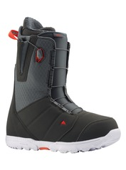 View the Burton Moto Snowboard Boot - Grey/Red from the Mens Snowboard Boots clothing range online today from Boarderline