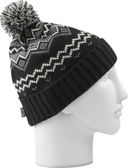 View the Burton Mountain Man Beanie - True Black from the Beanies clothing range online today from Boarderline