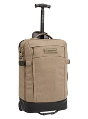 View the Burton Multipath 40L Carry-on Travel Bag - Timber Wolf Ripstop from the Travel Luggage clothing range online today from Boarderline