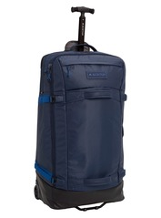 View the Burton Multipath 90L Checked Travel Bag - Dress Blue Coated from the Travel Luggage clothing range online today from Boarderline