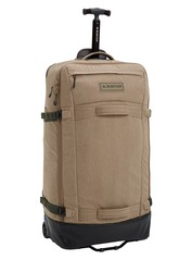 View the Burton Multipath 90L Checked Travel Bag - Timber Wolf Ripstop from the Travel Luggage clothing range online today from Boarderline