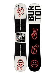 View the Burton Name Dropper Snowboard 2020 - 151 from the Mens Snowboards clothing range online today from Boarderline