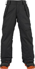 View the Burton Parkway Pant - Black from the Pants clothing range online today from Boarderline