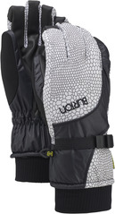 View the Burton Pele Womens Glove - Snakeskin/Black from the Womens clothing range online today from Boarderline