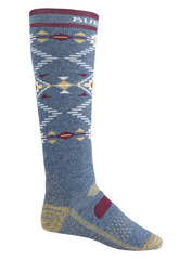 View the Burton Performance Midweight Sock - Mood Indigo from the Mens Socks clothing range online today from Boarderline