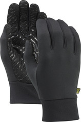 View the Burton Powerstretch Liner Glove - True Black from the Mens clothing range online today from Boarderline