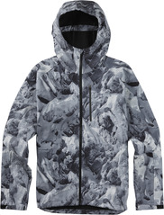 View the Burton Process Softshell - Glacier/Black from the Fleece/Layering clothing range online today from Boarderline