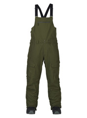 View the Burton Reserve Bib Pant - Forest Night from the Mens Snowboard Pants clothing range online today from Boarderline