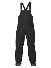 View the Burton Reserve Bib Pant - True Black from the Mens Snowboard Pants clothing range online today from Boarderline