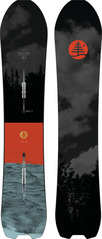 View the Burton Skeleton Key Snowboard 2018 - 154 from the Mens Snowboards clothing range online today from Boarderline