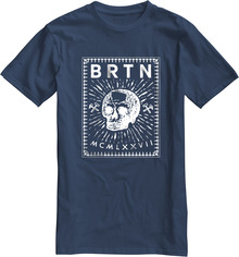 View the Burton Skull T-Shirt - Midnight from the T-Shirts clothing range online today from Boarderline