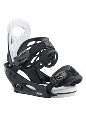 View the Burton Smalls Kids Snowboard Binding - Black from the Kids clothing range online today from Boarderline