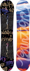 View the Burton Socialite Snowboard 2017 - 138 from the Womens Snowboards clothing range online today from Boarderline