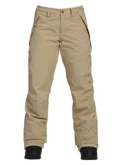 View the Burton Society Pant - Pebble Heather from the Womens Snowboard Pants clothing range online today from Boarderline
