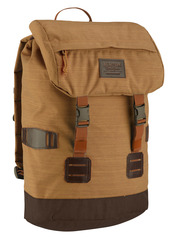 View the Burton Tinder Pack - Golden Oak Slub from the Backpacks clothing range online today from Boarderline