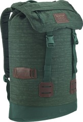 View the Burton Tinder Pack - Green Mountain from the Backpacks clothing range online today from Boarderline