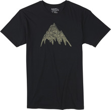 View the Burton Topo Mountain T-Shirt - Black from the T-Shirts clothing range online today from Boarderline