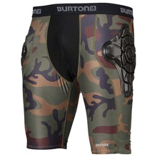 View the BURTON TOTAL IMPACT SHORT - HIGHLAND CAMO from the Body Armour clothing range online today from Boarderline