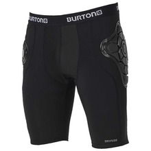 View the BURTON TOTAL IMPACT SHORT - TRUE BLACK  from the Body Armour clothing range online today from Boarderline