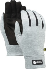 View the Burton Touch N Go Liner Glove - Heather Grey from the Mens clothing range online today from Boarderline
