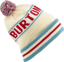 View the Burton Trope Beanie - Canvas from the Beanies clothing range online today from Boarderline