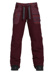 View the Burton Veazie Pant - Port Royal from the Womens Snowboard Pants clothing range online today from Boarderline