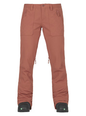 View the Burton Vida Pant - Dusty Rose from the Womens Snowboard Pants clothing range online today from Boarderline