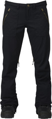 View the Burton Vida Pant - True Black from the Womens Snowboard Pants clothing range online today from Boarderline