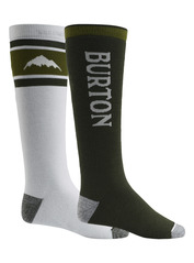 View the Burton Weekend 2 Pack of Socks - Forest Night from the Mens Socks clothing range online today from Boarderline