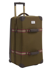 View the Burton Wheelie Double Deck - Hickory from the Travel Luggage clothing range online today from Boarderline