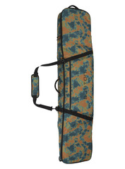 View the Burton Wheelie Gig Snowboard Bag - Mountaineer Tie Dye - 166 from the Snowboard Bags clothing range online today from Boarderline