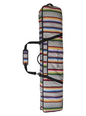 View the Burton Wheelie Gig Snowboard Bag - Sinola Stripe - 166 from the Snowboard Bags clothing range online today from Boarderline