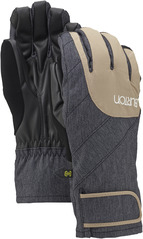 View the Burton Womens Approach Glove - Sandstruck/Denim from the Womens clothing range online today from Boarderline