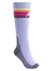 View the Burton Womens Emblem Sock - Aster Purple from the Womens Snowboard Socks clothing range online today from Boarderline