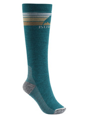 View the Burton Womens Emblem Sock - Tahoe from the Womens Socks clothing range online today from Boarderline