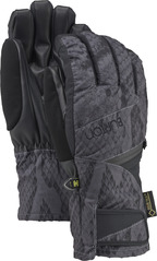 View the Burton Womens Gore-Tex Glove - Python/True Black from the Womens clothing range online today from Boarderline