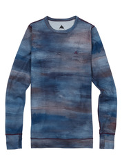 View the Burton Womens Midweight Crew - Jaded Sedona from the Base Layers clothing range online today from Boarderline