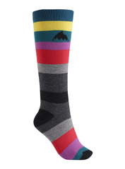 View the Burton Womens Party Sock - Stripes from the Womens Socks clothing range online today from Boarderline
