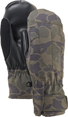 View the Burton Womens Profile Mitt - Petal Camo from the Womens clothing range online today from Boarderline