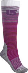 View the Burton Womens Scout Sock - Space Dust from the Womens Socks clothing range online today from Boarderline