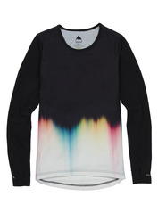 View the Burton Womens Tech Tee - Accidental Magic from the Base Layers clothing range online today from Boarderline