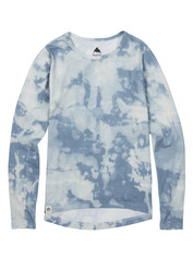 View the Burton Womens Tech Tee - Bleached from the Base Layers clothing range online today from Boarderline