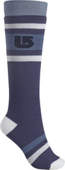 View the Burton Womens Weekend Sock 2 Pack - Mood Indigo from the Womens Socks clothing range online today from Boarderline