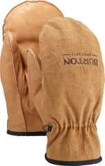 View the Burton Work Horse Mitt - Raw Hide from the Mens clothing range online today from Boarderline
